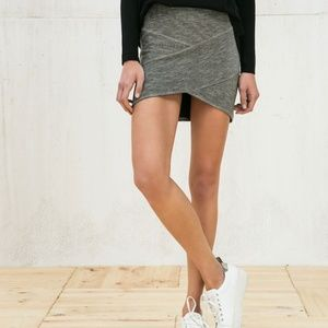 Bershka Cross Skirt